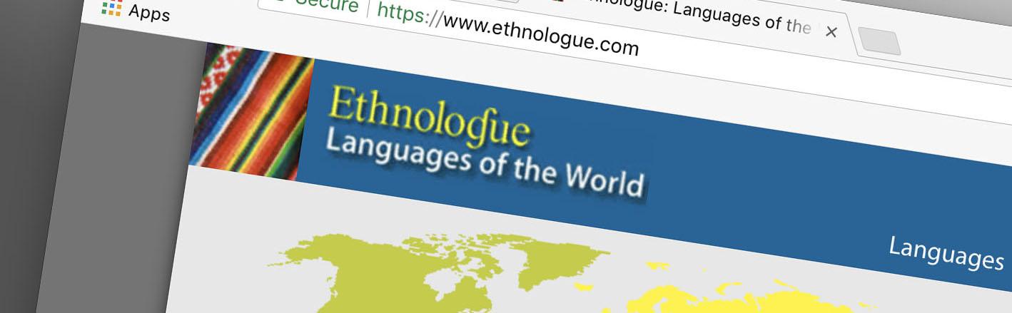 International Mother Language Day SIL International - How many international languages in the world