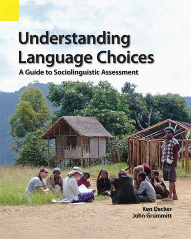 book cover: Understanding Language Choices