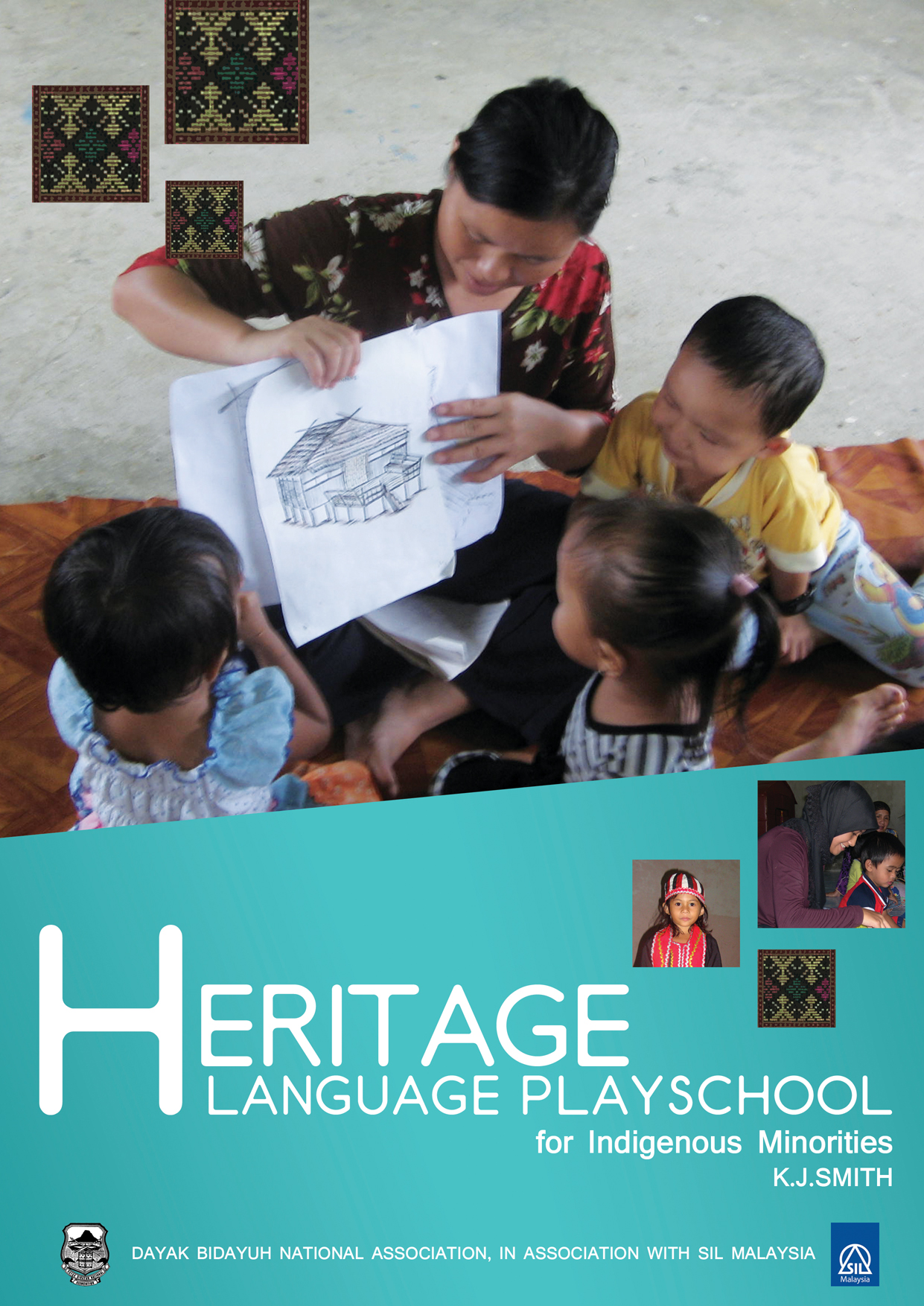 front cover of Heritage Language Preschools