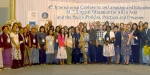 group people of some participants - 4th International Conference on Language and Education, Bangkok